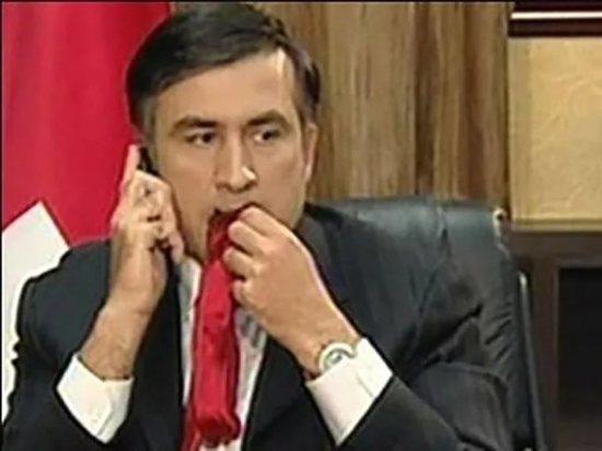 Экс-президент Грузии поставил «на уши» погранслужбу Украины