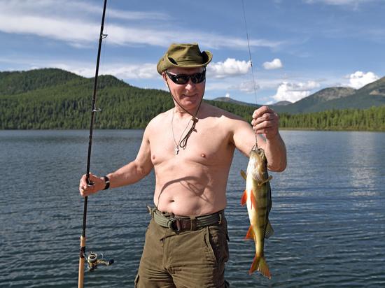 Рыболовный анонс предвыборной кампании: зачем оголился Путин
