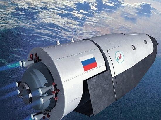 В России создают космический корабль для полета на Луну в 2030 году