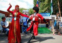 На форуме «Машук» прошёл День Кабардино-Балкарии