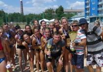 Ставропольчанки в третий раз выиграли чемпионат России по пляжному гандболу