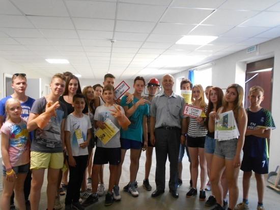 Более 1000 детей и подростков стали участниками уроков  по электробезопасности Ивэнерго