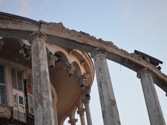 В Твери рухнуло здание речного вокзала: хронология событий