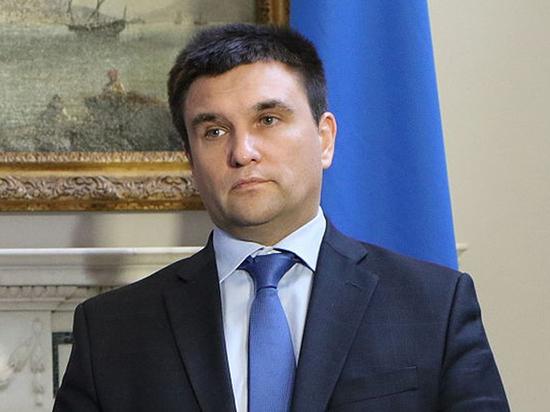 Главу МИД Украины обеспокоило заявление немца