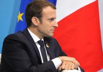 Французы разочаровались в новом президенте Макроне:
