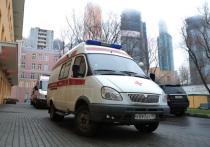 Пешеход, в которого в Москве отлетело колесо, получил травму головы