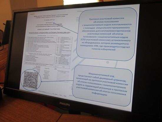 В облизбиркоме Смоленской области рассказали о технических новинках подсчета голосов на выборах президента