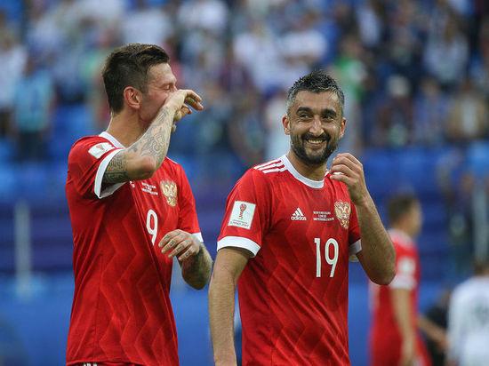 Сборная России сохранила 62-е место рейтинга ФИФА