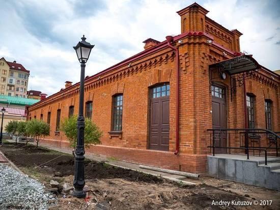 В Омске спустя 200 лет восстановлен исторический центр города