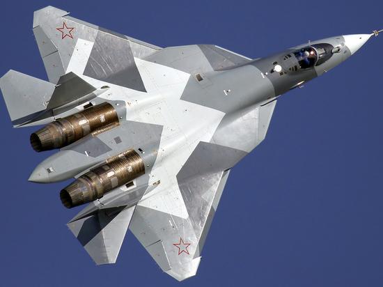 Эксперт: Су-57 - трудный ребенок российской авиации