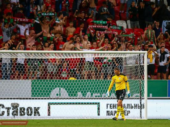 13 августа «Рубин» продлит беспроигрышную серию до 4 матчей
