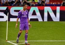 Роналду грозит длительная дисквалификация за физическое воздействие на судью