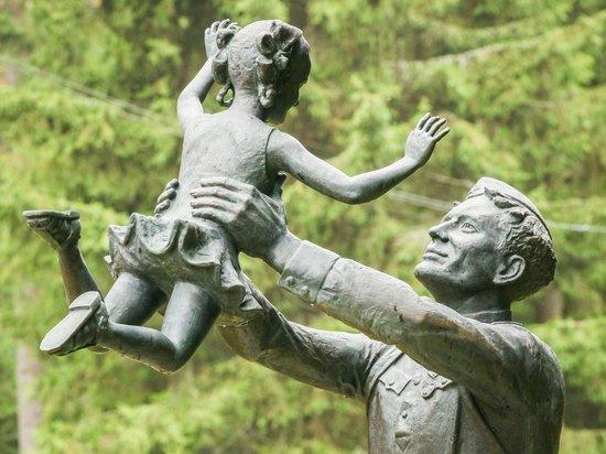 В Подмосковье предотвращена попытка похищения памятника из Парка Героев