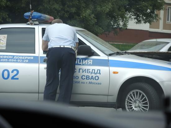 Рекомендации по общению с автомобилистами содержатся в новом регламенте МВД