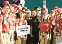 Финал всероссийской военно-спортивной игры «Победа» открылся во вторник на подмосковном полигоне «Алабино»