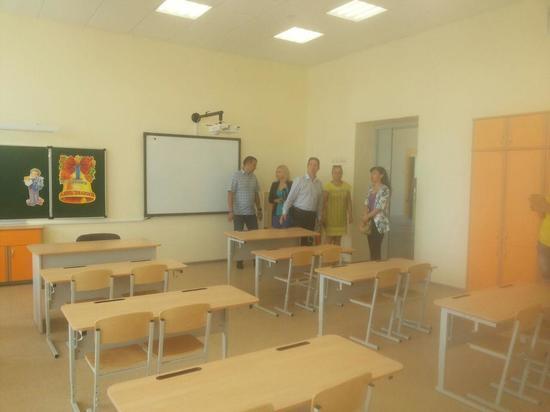 Современный формат обучения: новая школа на Правобережье Калуги примет более 1600 детей
