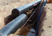 Украина приступила к строительству газопровода высокого давления в обход территории самопровозглашенной ДНР