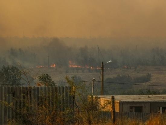 Человеческий фактор «запускает» огненную стихию