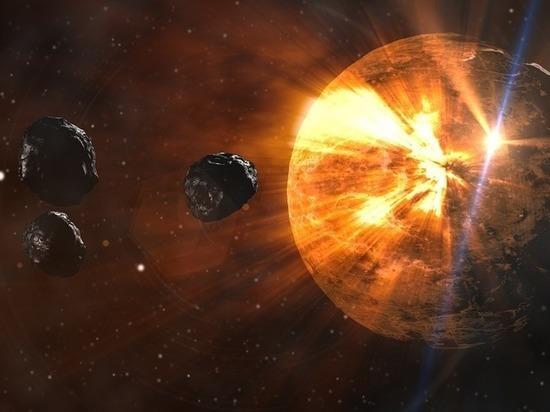 Астероид, погубивший динозавров, на два года погрузил Землю в темноту