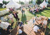 Подмосковная Коломна обещает встретить гостей запахом свежих яблок, литературной программой, новыми книгами, фермерской едой и даже плавучей библиотекой
