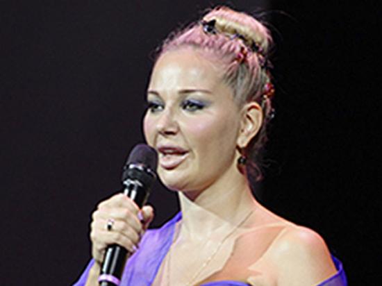 Мария Максакова официально устроилась на работу в Киеве
