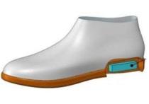 Новый тип навигационной системы, встроенной в ботинки, представили ученые