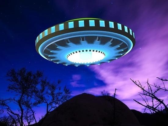 Американские телезрители увидели НЛО в прямом эфире