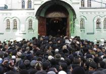 Если бы я была ребенком, я бы хотела жить у Московской соборной мечети