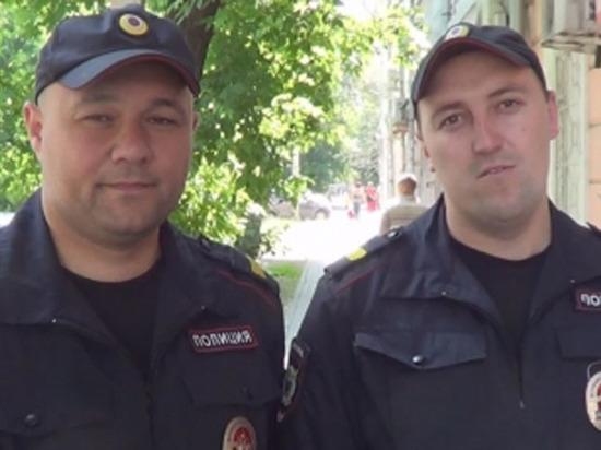 Владимир Колокольцев наградил иркутских полицейских за подвиг