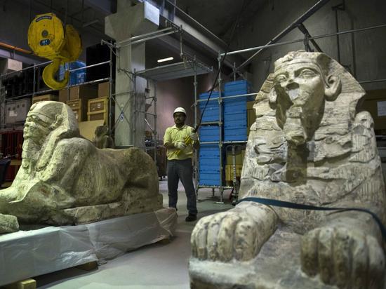 Секреты черных археологов Египта: что таит гробница Тутанхамона
