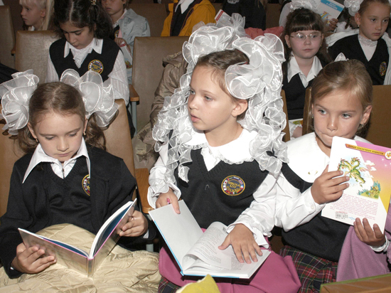 В Госдуме объяснили идею переноса Дня знаний на 1 октября