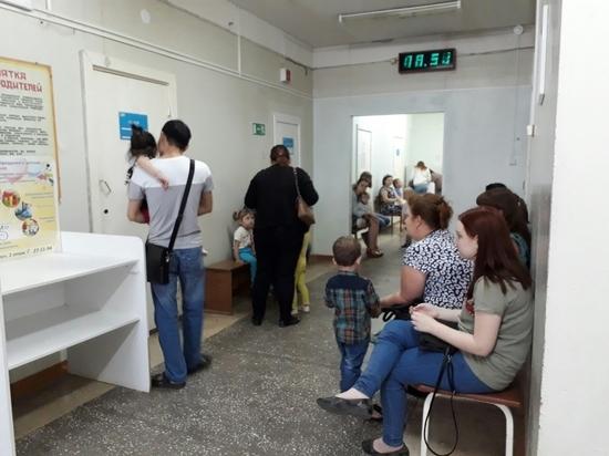 В оренбургских поликлиниках растет число участков без педиатров и терапевтов