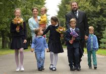 Детский омбудсмен Анна Кузнецова рассказала о своей семейной жизни