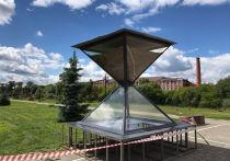 Памятник потерявшимся детям переедет в Подмосковье