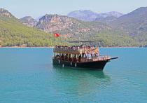 Турист из России Николай Белов утонул во время экскурсии по водохранилищу Оймапынар в турецкой провинции Анталья