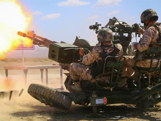 Российская армия стала сильнейшей после США