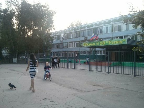 В Самарской области в школы 1 сентября пошли 37 тысяч первоклашек