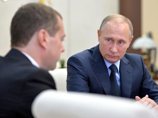 путин предложит медведеву занять новую должность кредит 55 дней