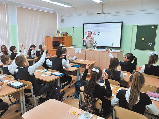 Столичные школы готовы к новому учебному году