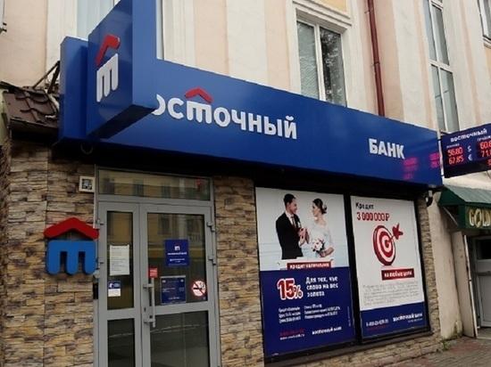 В Саранске банк «Восточный» ограбили на 9 млн рублей