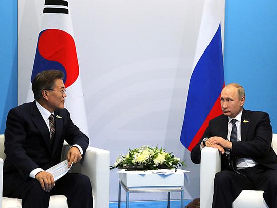 Республика Корея и Россия создадут новый облик Дальнего Востока