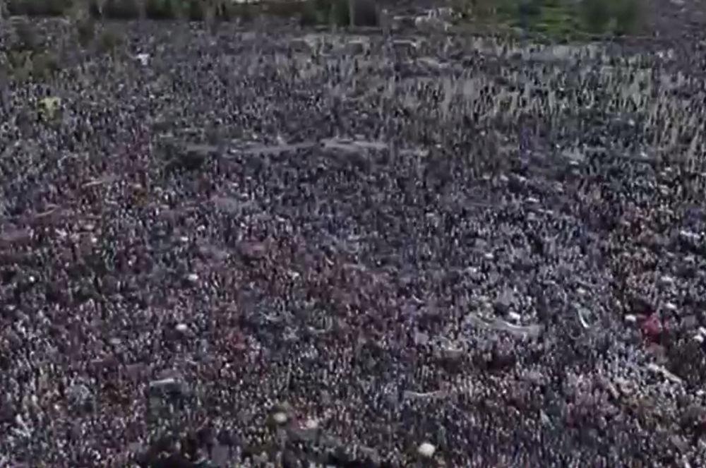 Пришла вся Чечня: миллионный митинг против геноцида мусульман в Мьянме
