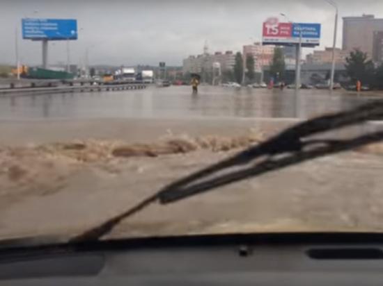 Потоп в Уфе: ничего подобного не было более 150 лет
