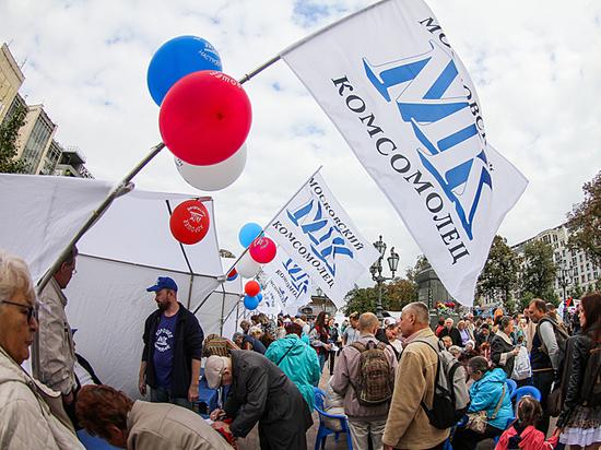В субботу москвичей ждет зажигательный концерт «МК» наПушкинской площади