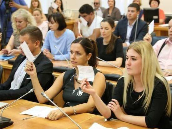 Волгоградцы одобрили сокращение числа депутатов гордумы