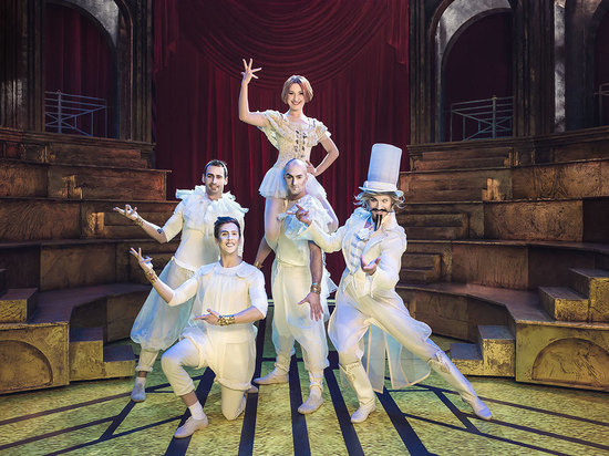 Театр мюзикла открывает сезон и зовет Солдевилью на бис