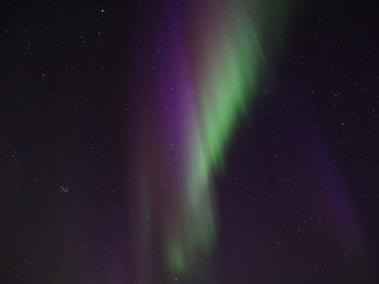 Ближайшей ночью россияне увидят полярное сияние