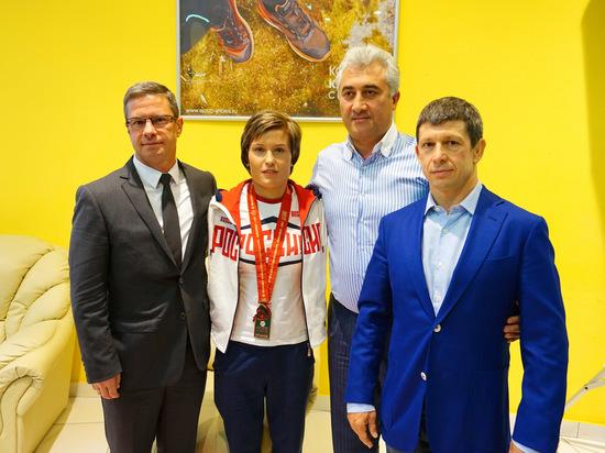 Тюменская школа дзюдо отпраздновала очередную победу