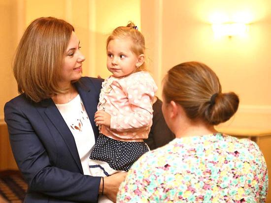 Галина Додон: «Сделаем жизнь детей более радостной и счастливой»