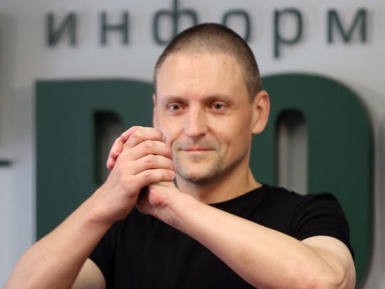 Удальцов заявил, что не сдаст Навального на допросе в СК
